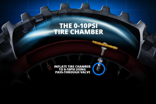 Tire Air Chamber